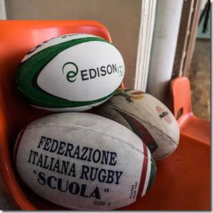 Il Rugby nelle scuole: FIR ed Edison l'hanno portato anche nella nostra scuola