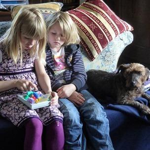 Il mio segreto per la casa sempre pulita anche con figli e animali