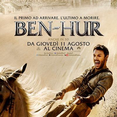 Per mamme e papà che amano i film storici arriva Ben-Hur