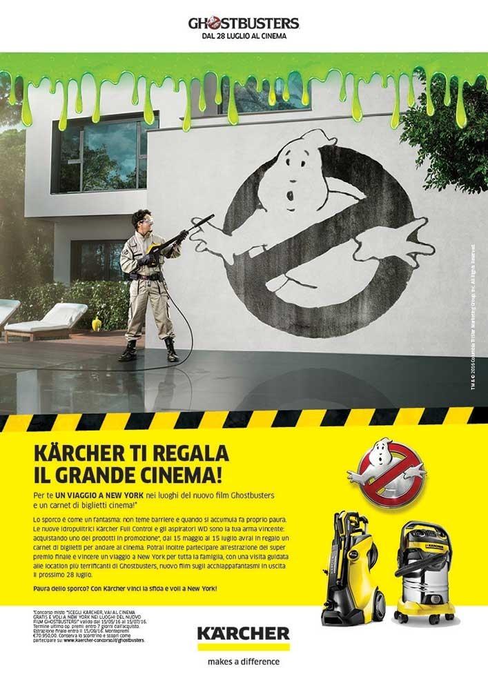 Teen al cinema: Ghostbuster reboot 2016 #EChiChiamerai