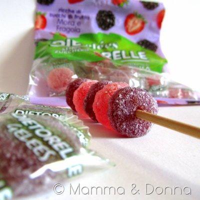 Tornare bambina con un lollipop DIY di Dietorelle