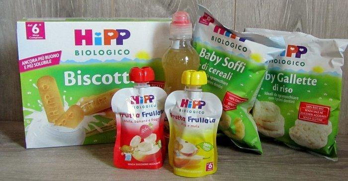 Perché scegliere alimenti biologici per i bambini