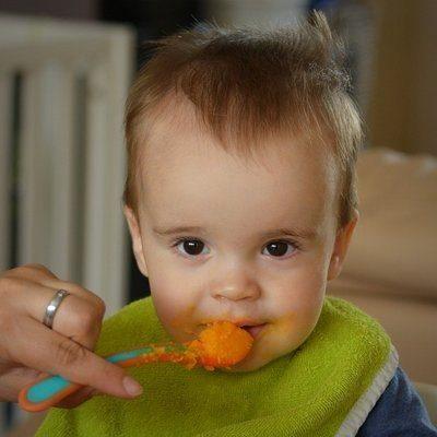 Perchè scegliere cibo biologico per i bambini