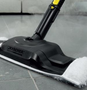 Come pulire presto e bene senza inquinare con un alleato segreto il vapore!