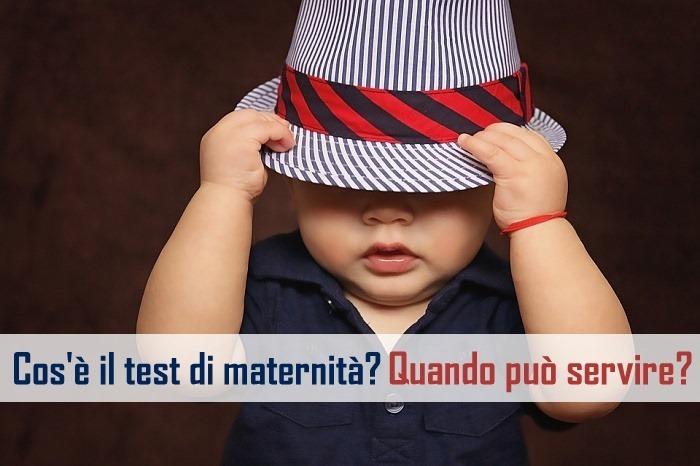 Cos'è il Test di Maternità e in quali casi può servire_