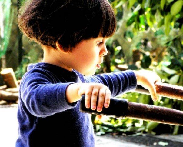 Come fare belle fotografie ai bambini un po' di consigli_