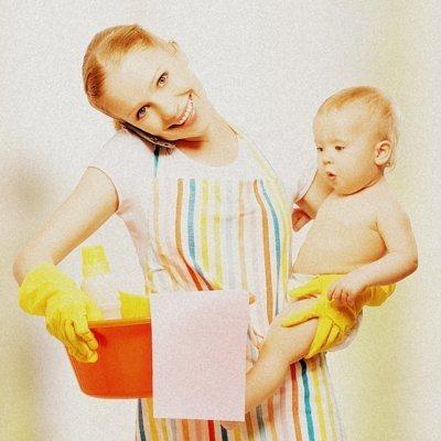 Pulizie rapide con un neonato in casa: la guida definitiva